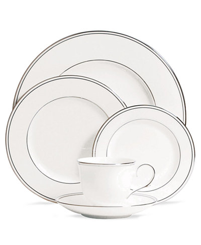 Lenox Federal Platinum Dinnerware Collection