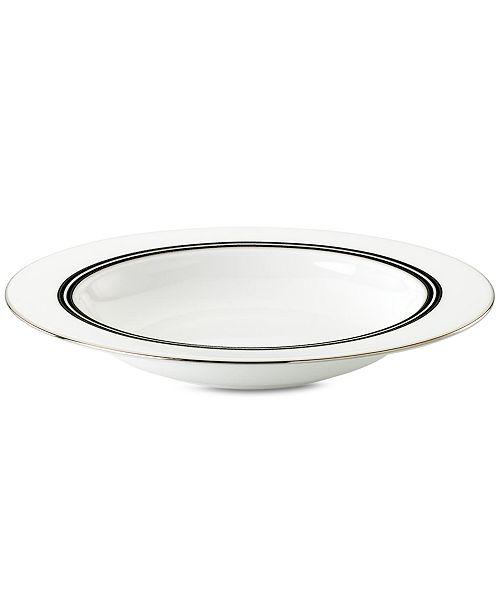 kate spade new york Union Street Pasta Bowl/Rim Soup Bowl