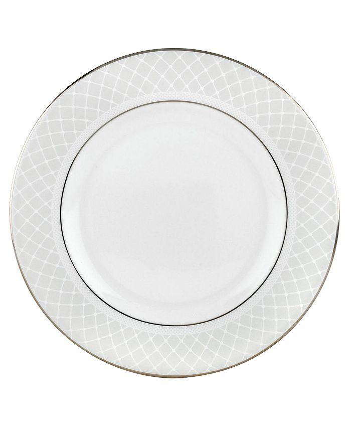 "Lenox - ""Venetian Lace"" Salad Plate"