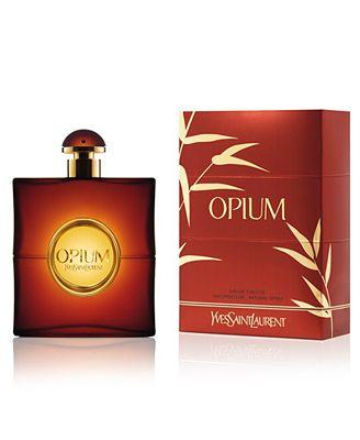 Yves Saint Laurent Opium Eau de Toilette , 3 oz.