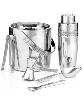 Lauren Ralph Lauren Watchband Silver Barware Collection