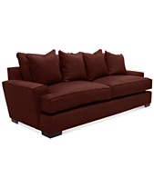 Red Sectional Sofas Couches Macys