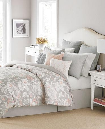 Martha Stewart Collection Shaded Garden 10 Pc Comforter