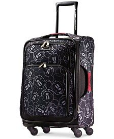 "Mickey Mouse Multi-Face 21"" Spinner Suitcase by American Tourister"