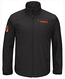 G-III Sports Men's Cincinnati Bengals Fullback Softshell Jacket