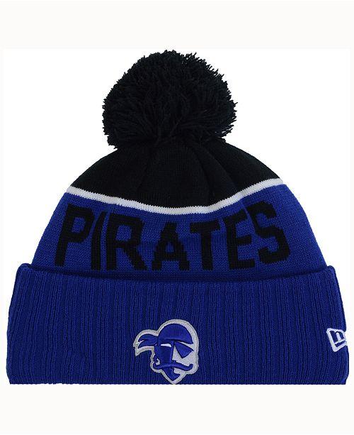 New Era Seton Hall Pirates Sport Knit Hat