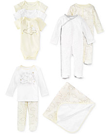 First Impressions Clouds Collection, Baby Boys & Girls, Created for Macy's