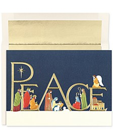 Masterpiece Studios Peaceful Night Set of 16 Boxed Greeting Cards and Envelopes