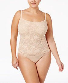 Cosabella Never Say Never Plus Size Lace Camisole NEVER1811P, Online Only