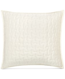 Hotel Collection Connections Quilted European Sham, Created for Macy's
