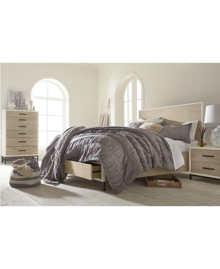 Furniture Avery Storage King Platform Bed & Reviews - Furniture - Macy's