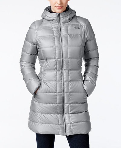 The North Face Gotham Down Hooded Puffer Coat Coats