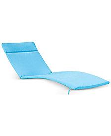 Farron Set of 2 Colored Lounge Cushions, Quick Ship