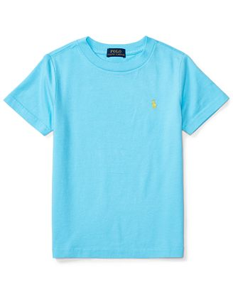 Ralph Lauren Jersey T-Shirt, Toddler Boys (2T-4T) & Little Boys (2-7)