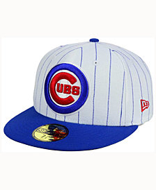 New Era Chicago Cubs Home Field 59FIFTY Fitted Cap