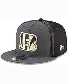 New Era Cincinnati Bengals Tactical Camo Band 9FIFTY Snapback Cap