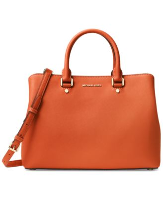 Image of MICHAEL Michael Kors Savannah Large Satchel