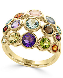 EFFY® Multi-Gemstone Statement Ring (3-3/4 ct. t.w.) in 14k Gold