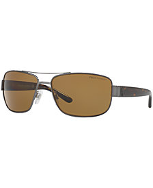 Polo Ralph Lauren Polarized Sunglasses, PH3087