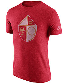 Nike Men's San Francisco 49ers Historic Logo T-Shirt