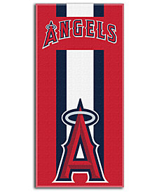 Northwest Company Los Angeles Angels of Anaheim Zone Read Beach Towel