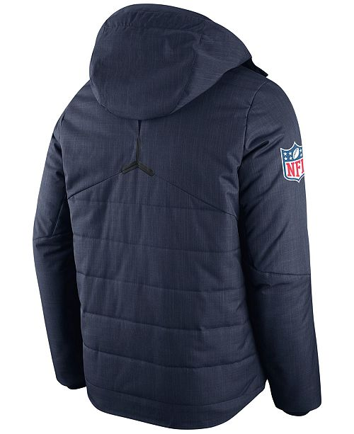 online store fc7d5 5b5e0 Nike Men's Dallas Cowboys Sideline Jacket & Reviews - Sports ...