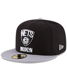 New Era Brooklyn Nets 2 Tone Team 59FIFTY Cap