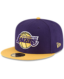 New Era Los Angeles Lakers 2 Tone Team 59FIFTY Cap