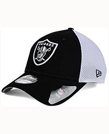 New Era Oakland Raiders Neo Builder 39THIRTY Cap