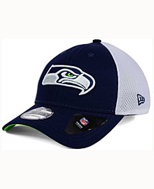 New Era Seattle Seahawks Neo Builder 39THIRTY Cap