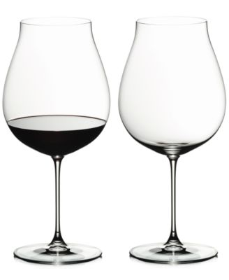 Veritas New World Pinot Noir  Wine Glass Set of 2