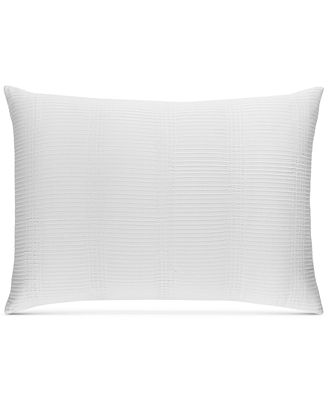 CLOSEOUT! Hotel Collection Pleated Stripe Standard Sham, Created for Macy's