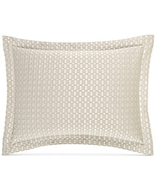 CLOSEOUT! Hotel Collection  Ironwork Quilted King Sham, Created for Macy's
