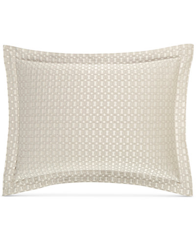 CLOSEOUT! Hotel Collection Ironwork Quilted Standard Sham, Created for Macy's