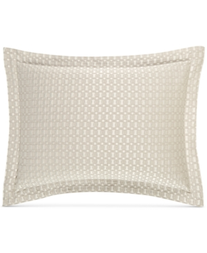 Hotel Collection Ironwork Quilted Standard Sham Created for Macys Bedding