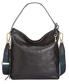 Maya Medium Leather Hobo