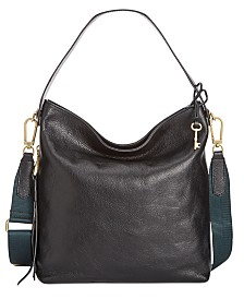 Fossil Maya Medium Leather Hobo