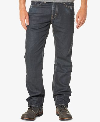 Silver Jeans Co. Men&39s Grayson Easy-Fit Jeans - Jeans - Men - Macy&39s