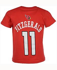 Baby Larry Fitzgerald Arizona Cardinals Mainliner Player T-Shirt