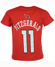 Outerstuff Baby Larry Fitzgerald Arizona Cardinals Mainliner Player T-Shirt