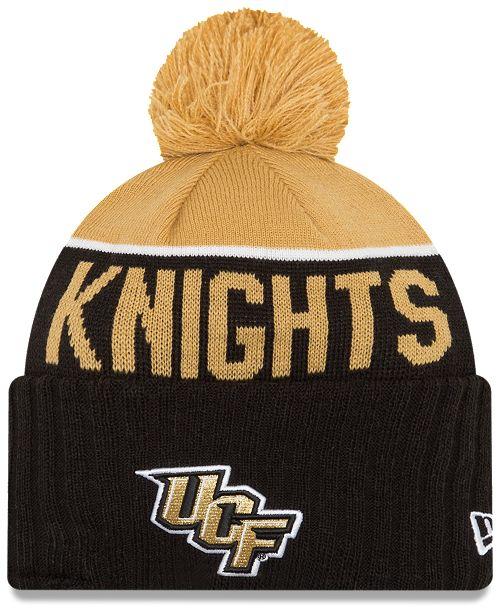 868a85410bd ... New Era University of Central Florida Knights Sport Knit Hat ...
