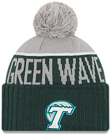 New Era Tulane Green Wave Sport Knit Hat