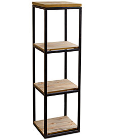 CLOSEOUT! Windon Small Bookcase, Quick Ship