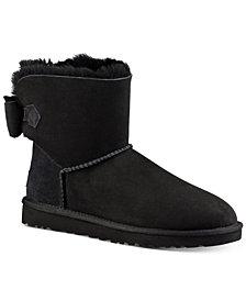 UGG® Naveah Shearling Bow Boots