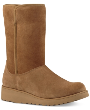 Ugg Amie Mid Calf Cold Weather Boots