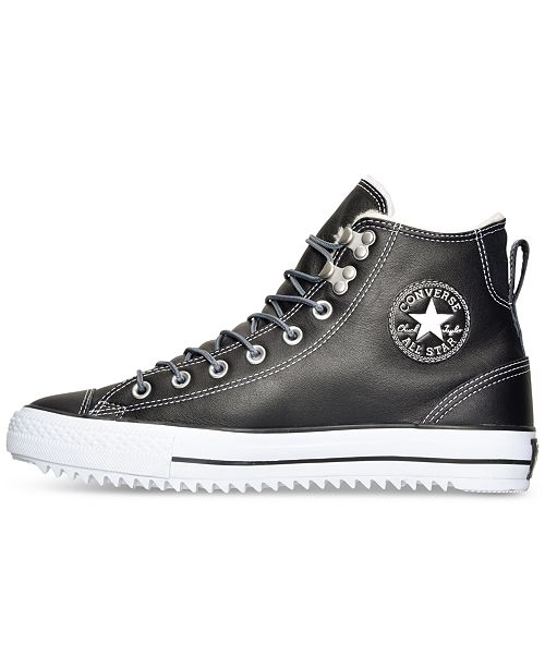 25ff5b3e474414 ... Converse Men s Chuck Taylor All Star City Hiker High-Top Casual Sneakers  From Finish ...