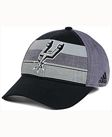 adidas San Antonio Spurs Tri-Color Flex Cap