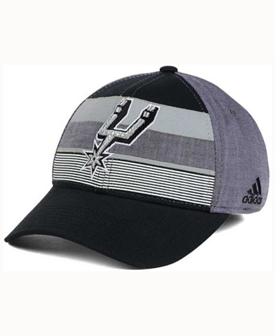 adidas San Antonio Spurs Tri-Color Flex Cap
