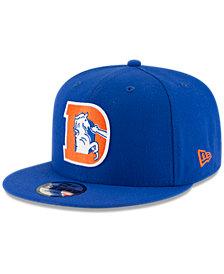New Era Denver Broncos Historic Vintage 9FIFTY Snapback Cap