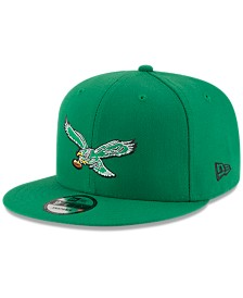 New Era Philadelphia Eagles Historic Vintage 9FIFTY Snapback Cap